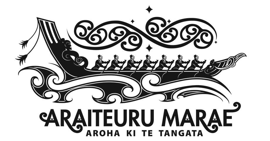 ARAITEURU MARAE LOGO - 2020 - FOR PRINTER ( MAIN LOGO )